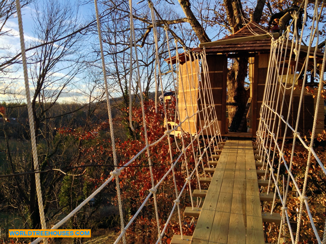World Treehouses Asheville Mars Hill Nc