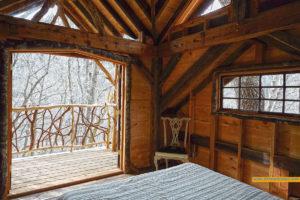 world treehouses asheville treehouse builder tree house interior
