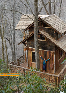 asheville tree house treehouse world treehouses western nc