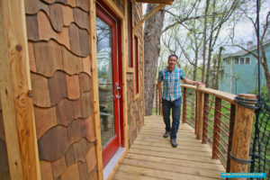 world treehouses asheville adam laufer