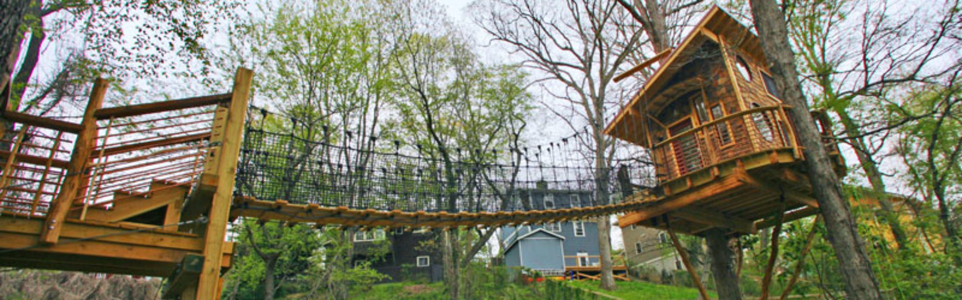 World Treehouses of Asheville NC