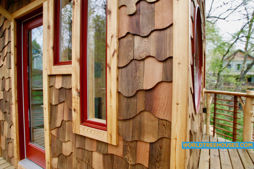 Treehouse builders WNC