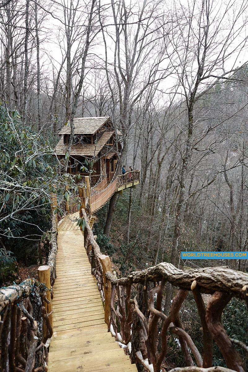 NC treehouse builder