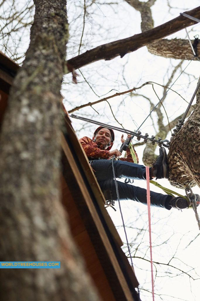 NC tree house builders