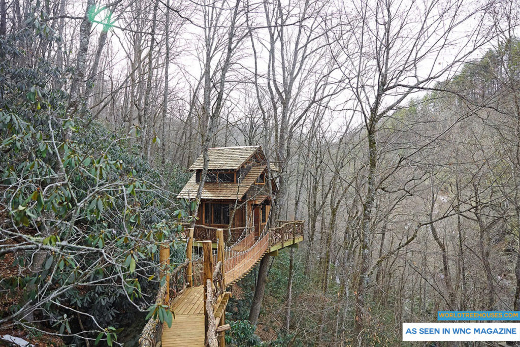 NC tree house builder