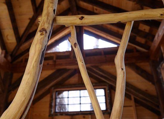Western NC treehouse builder
