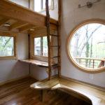 asheville tree house builder