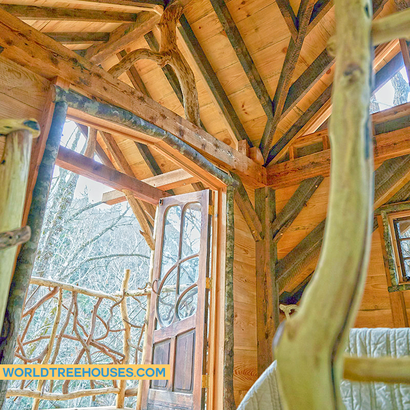 WNC treehouse builder