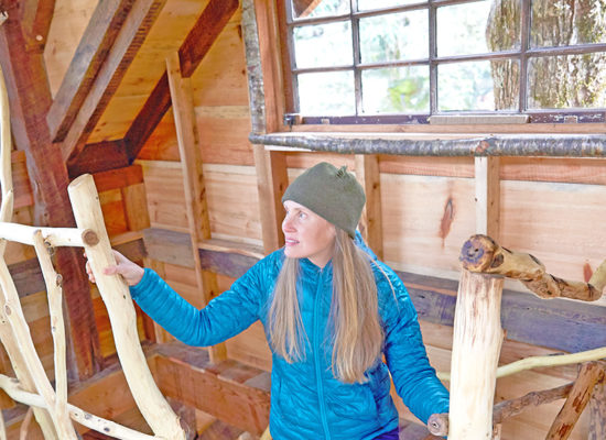WNC treehouse builders
